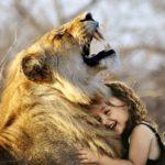 Zaufać przed obliczem lwa